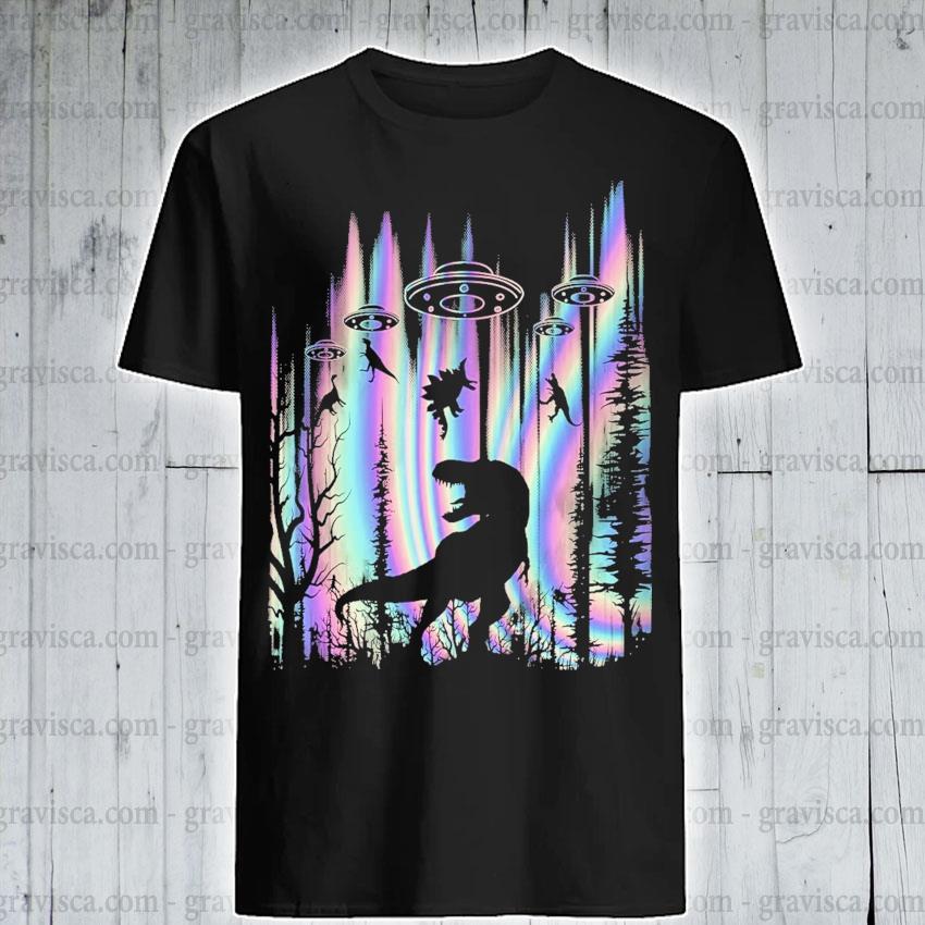 Dinosaurs ufo 2021 shirt