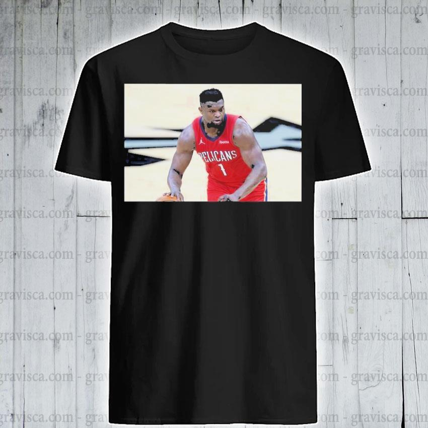 Zion williamson return shirt
