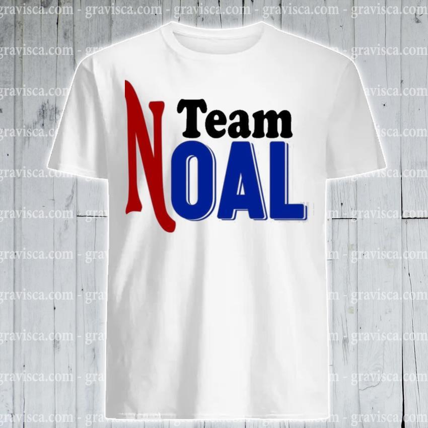 Noal davis team noal shirt