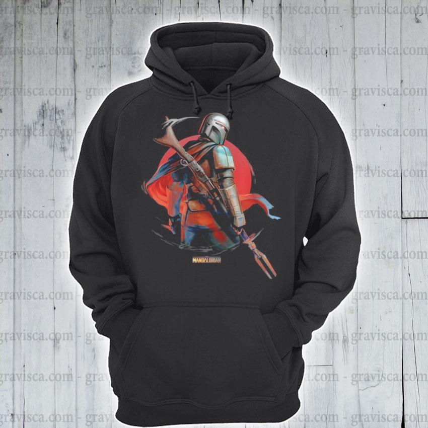 Star wars the Mandalorian dusty hoodie