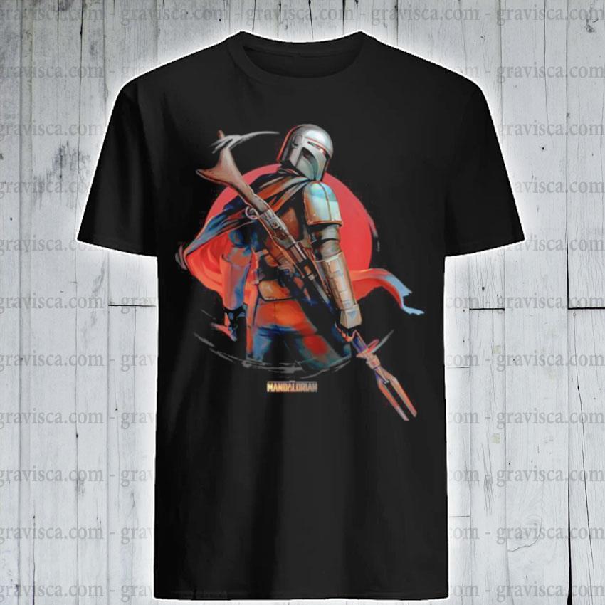 Star wars the Mandalorian dusty shirt