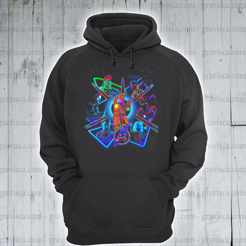 The Marvel Galaxy character 2021 hoodie