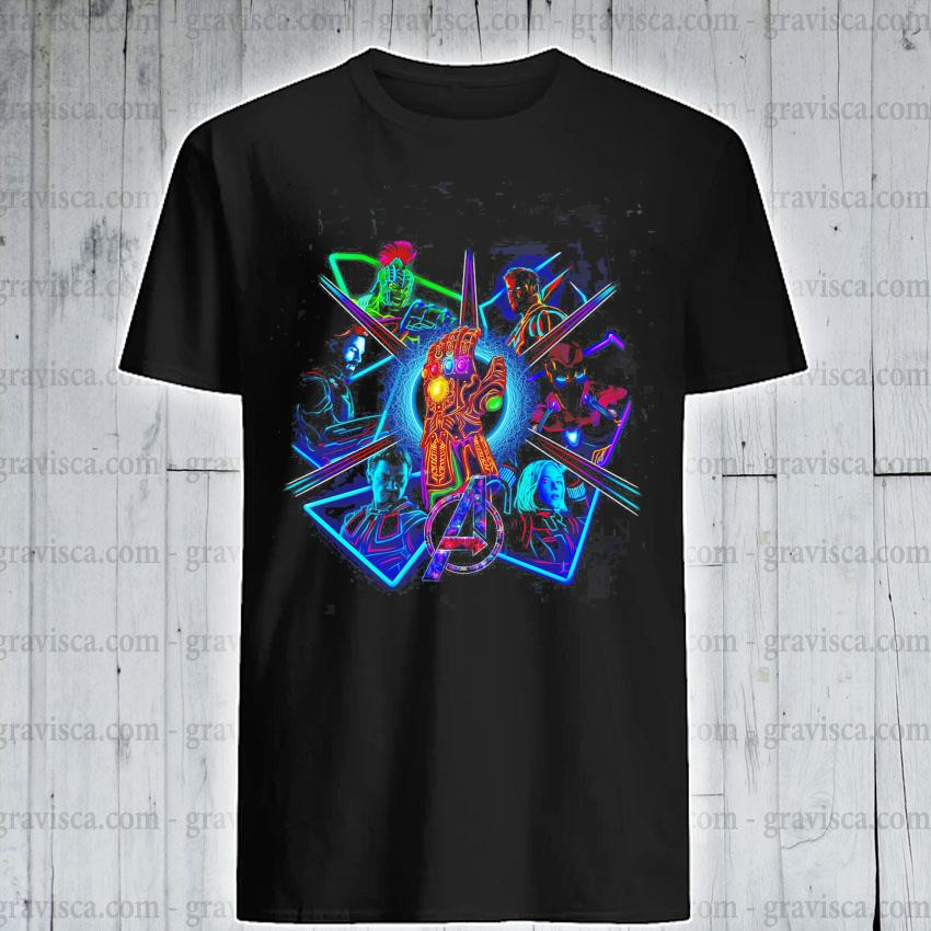 The Marvel Galaxy character 2021 shirt