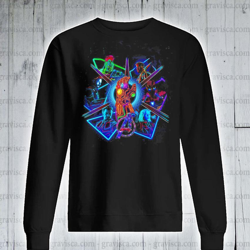 The Marvel Galaxy character 2021 sweatshirt