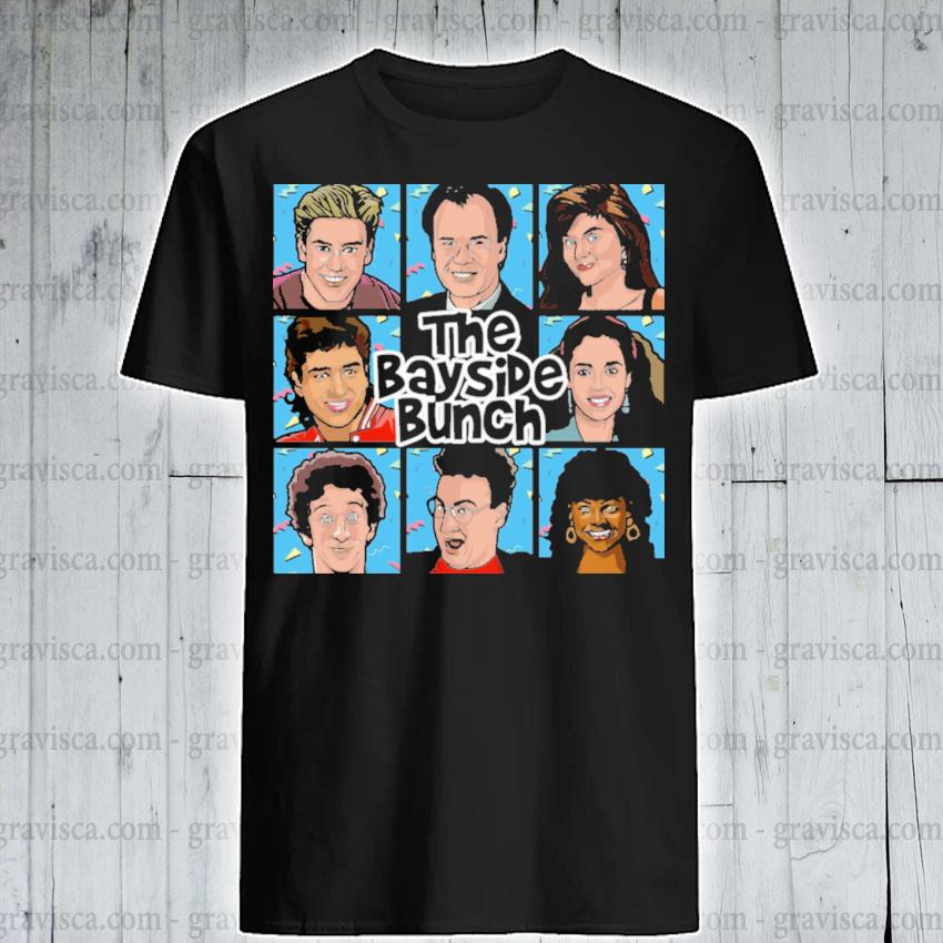Official the bayside bunch shirt