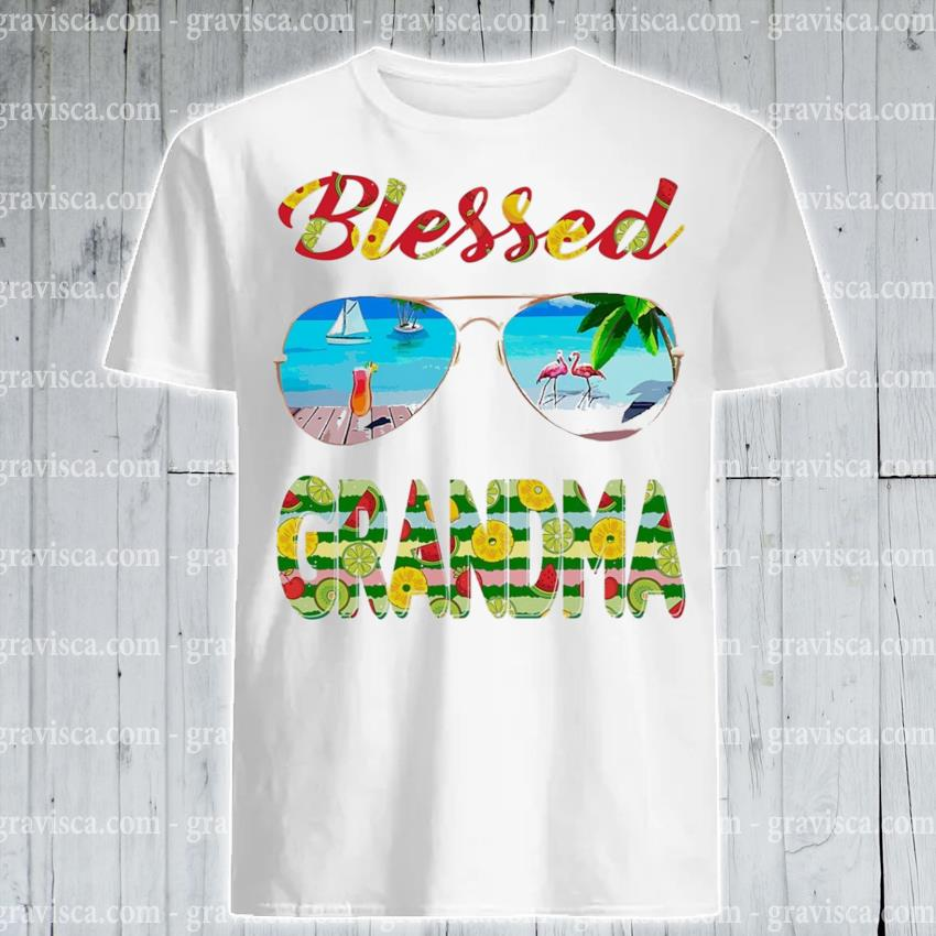 Blessed Grandma shirt