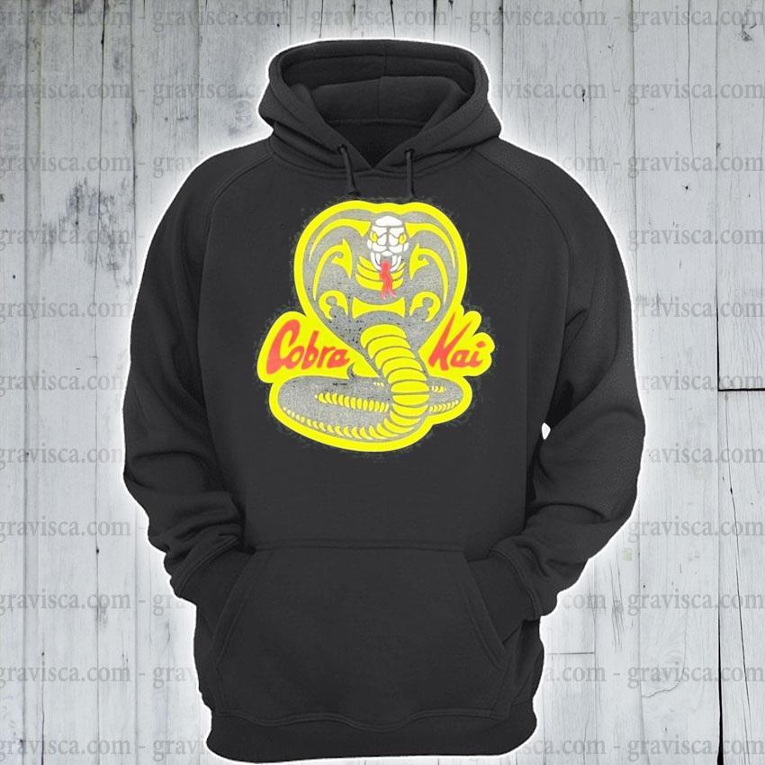 Funny Cobra Kai s hoodie