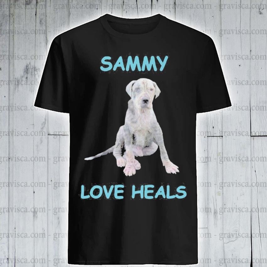 Official Sammy love Heals shirt