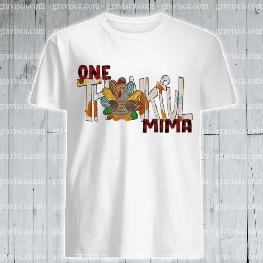 One thukeyful mima shirt