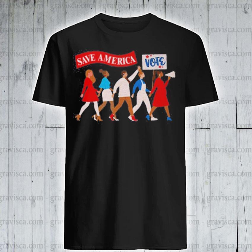 Save america vote shirt
