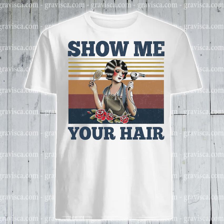 Show me your Hairy vintage shirt