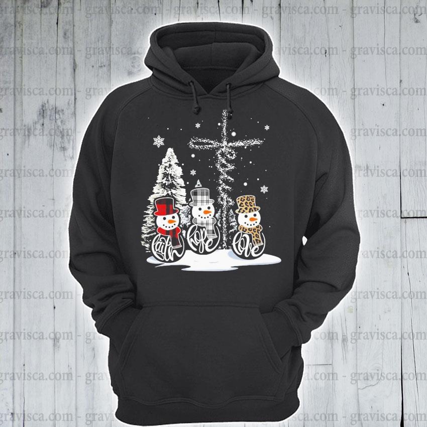 Snowmans Christmas s hoodie