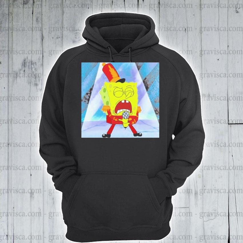 Spongebob squarepants singing spongebob 2020 s hoodie