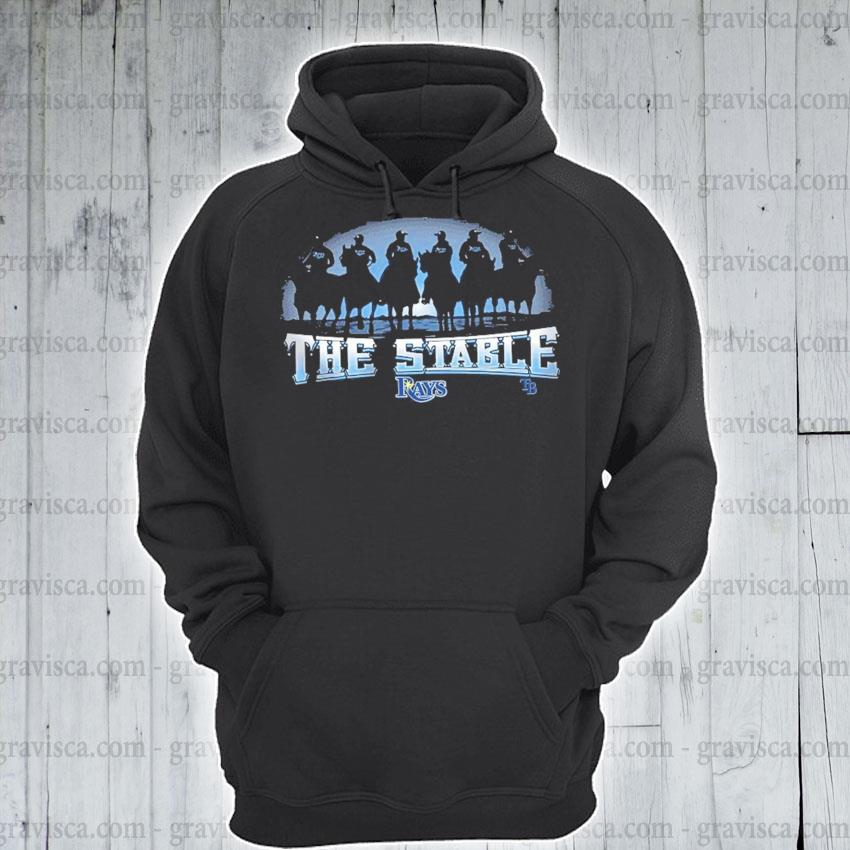 The Stable Tampa Bay Rays s hoodie