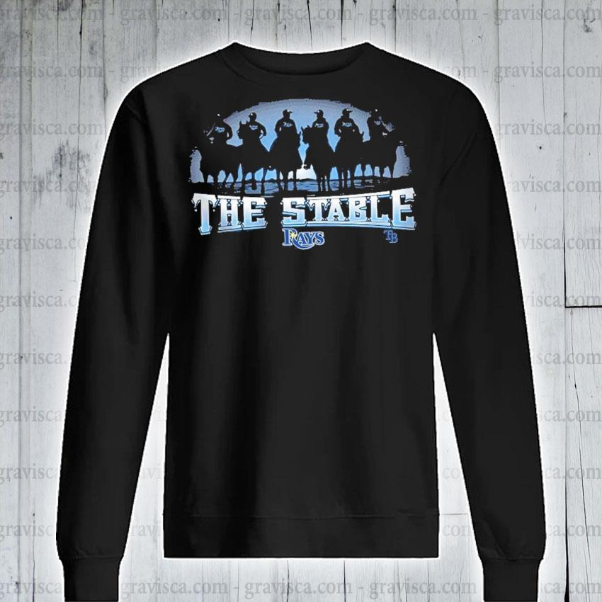 The Stable Tampa Bay Rays s sweatshirt