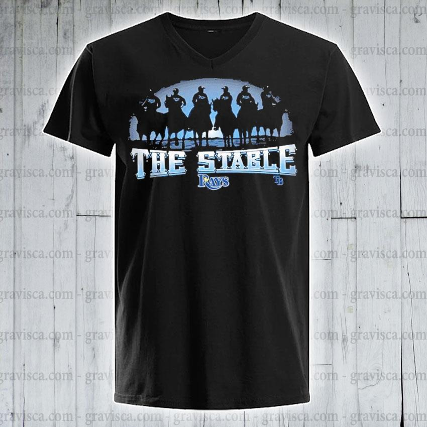 The Stable Tampa Bay Rays s v-neck-tee