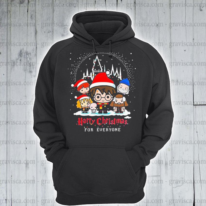 Happy christmas for everyone s hoodie