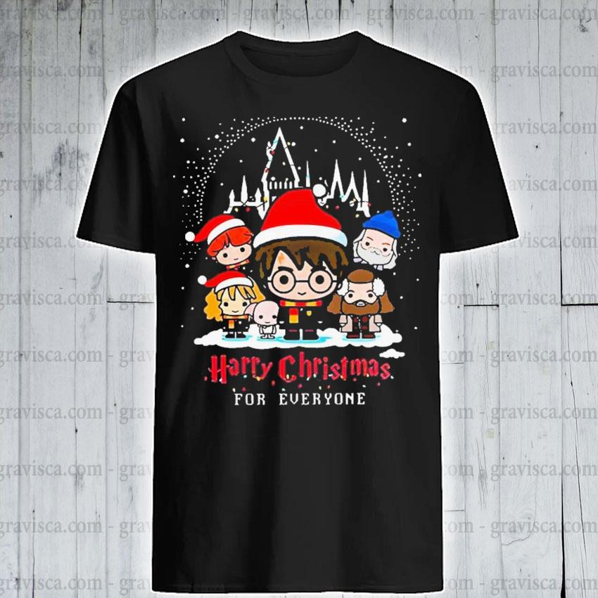Happy christmas for everyone shirt