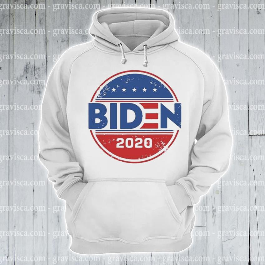 Joe biden 2020 presidential election democrat vintage s hoodie