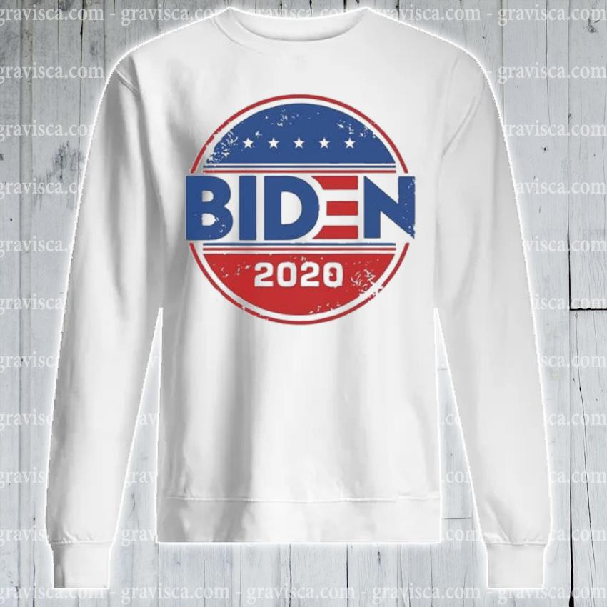 Joe biden 2020 presidential election democrat vintage s sweatshirt