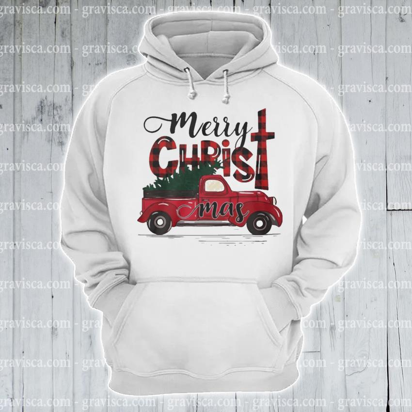 Plaid Merry Christmas 2020 s hoodie
