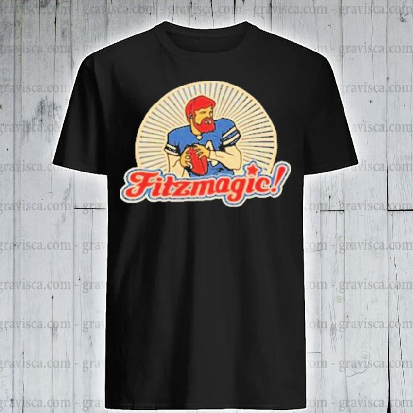 I want fitzmagic shirt