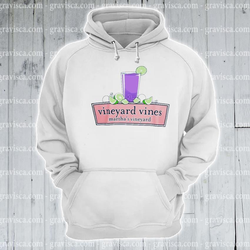 Lemon vineyard vines martha's vineyard s hoodie