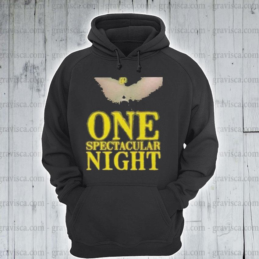 Ajr one spectacular night s hoodie