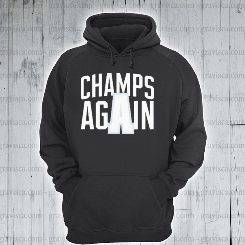 Alabama champs again s hoodie
