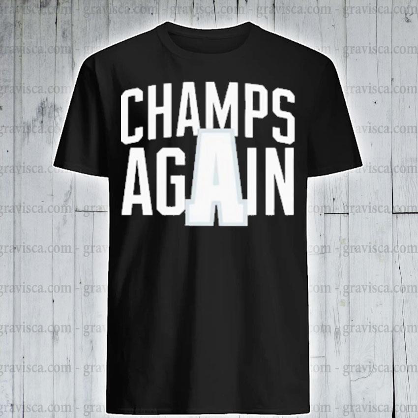 Alabama champs again shirt