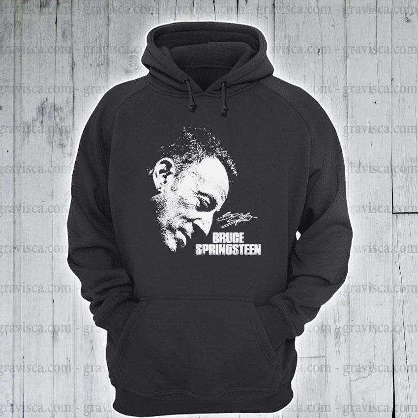 Bruce Springsteen signature s hoodie
