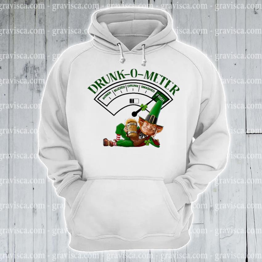 Drunk O meter drink Beer s hoodie