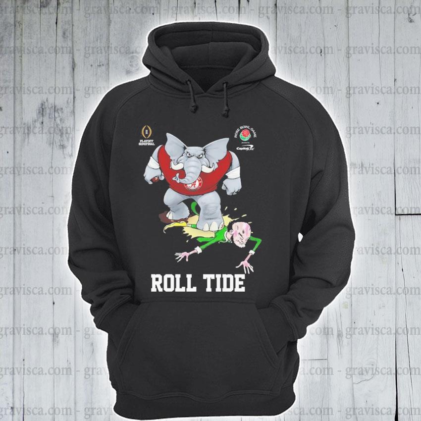 Elephant Crimson tide Win roll tide January 1 AT&T stadium arlington Texas s hoodie