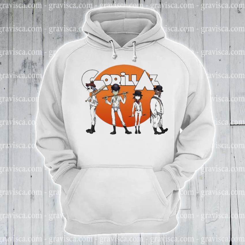 Gorillaz s hoodie