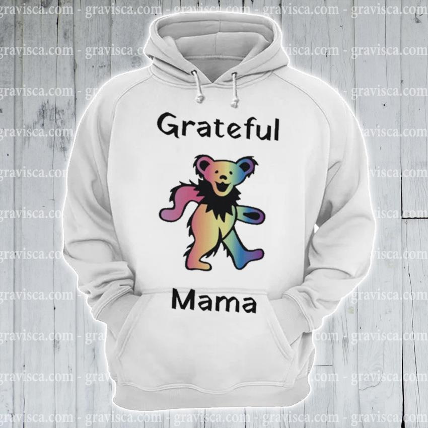 Grateful dead Bear mama s hoodie