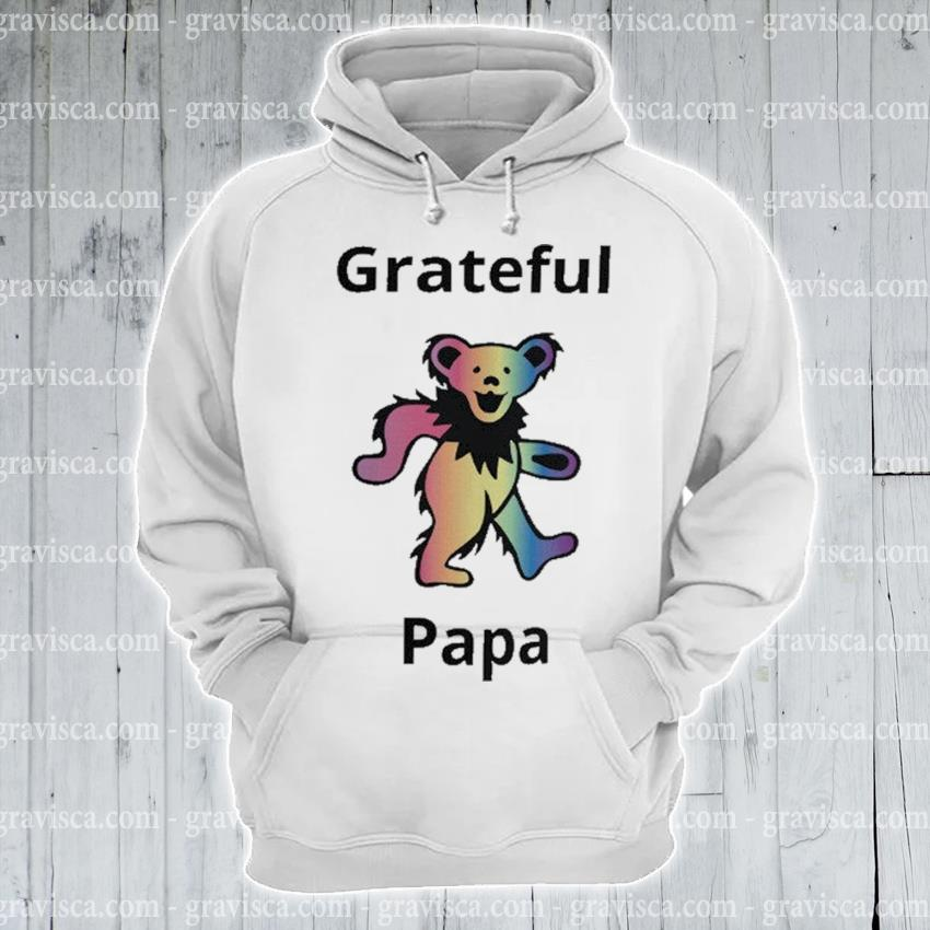 Grateful dead Bear papa s hoodie