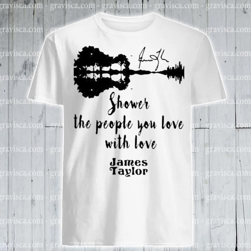Shower The People You Love With Love, Sang James Taylor