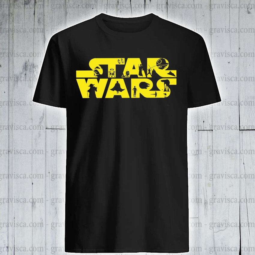 Star Wars 2021 shirt