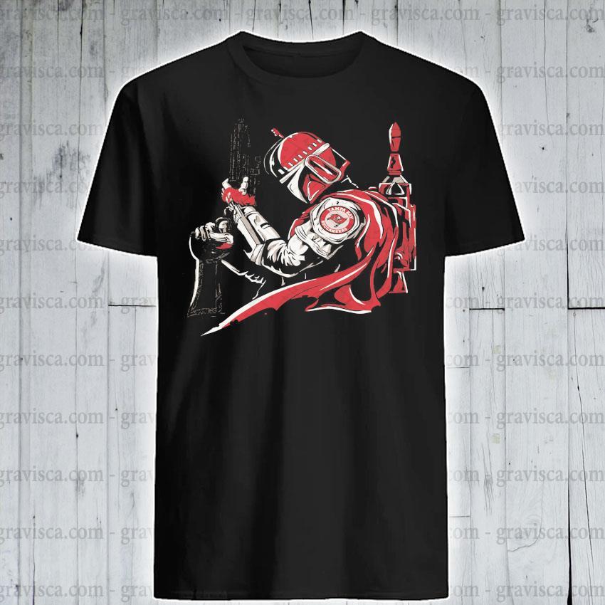 The Mandalorian Tampa Bay Buccaneers shirt